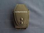 Clejuso 115 - Handschellentasche aus Cordura für Polizeihandschellen