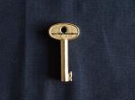 Schlüssel für Clejuso-Fussfessel 8