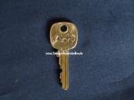 Schlüssel für Clejuso-Handschellen 101, 102 oder 103